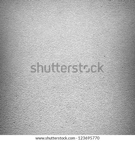 white wall texture background and unique vignette - stock photo