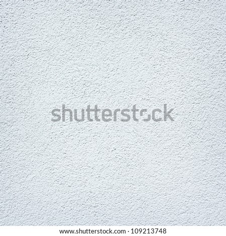 white wall texture, square grunge background - stock photo