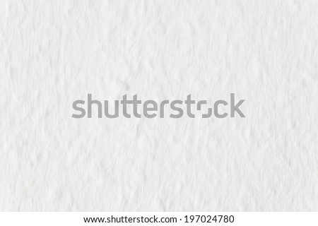 White wallpaper on the wall - stock photo