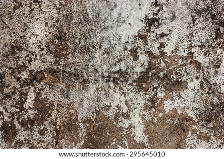 Stock images royalty free images vectors shutterstock for Removing dirt stains from concrete