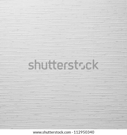 white weave material, used as background - stock photo
