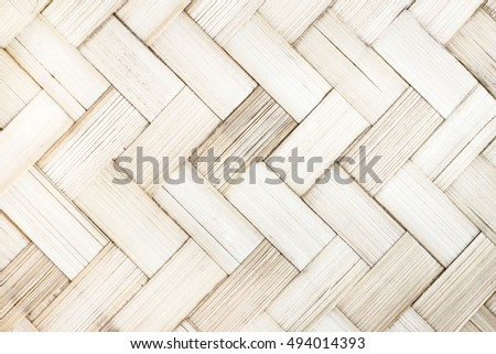 white wood bamboo texture and background