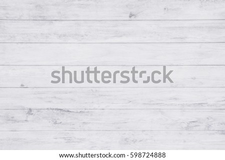 white wood floor texture and background