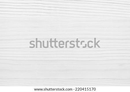 White Wood Texture - stock photo