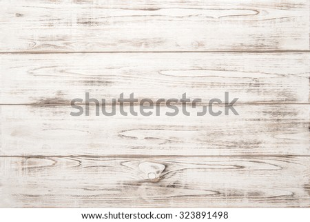 White wood texture background with natural patterns. Abstract backdrop - stock photo