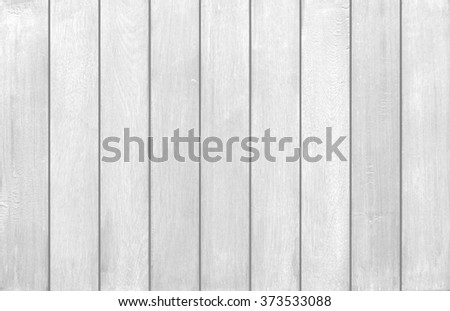 white wood texture wall pattern for background - stock photo