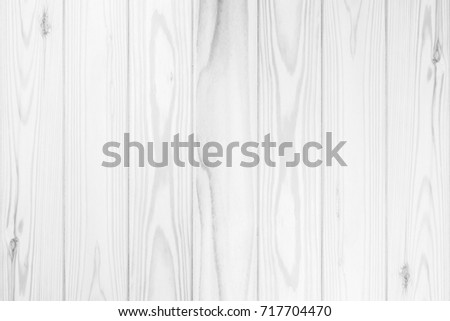 White wood wall texture and background.