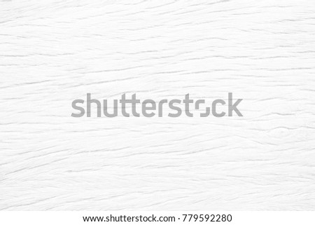White Wooden Board Texture Background.