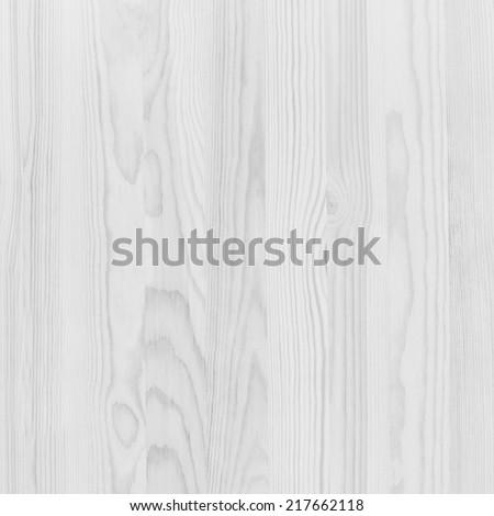 White Wooden Desk Texture - stock photo