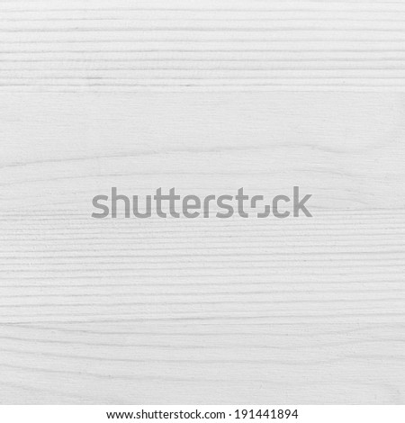 White Wooden Surface Texture