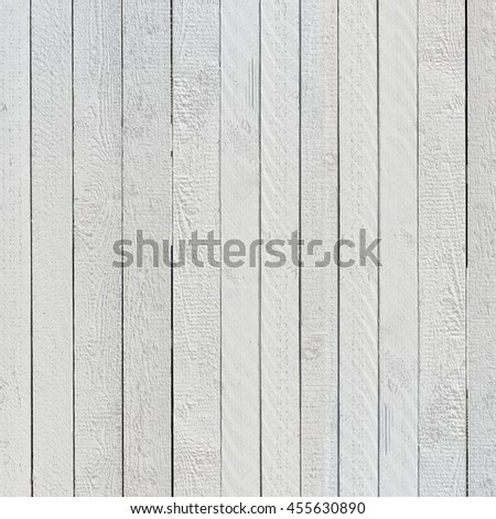 White wooden wall, background structure, high resolution photo - stock photo