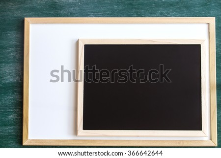 whiteboard blackboard chalkboard
