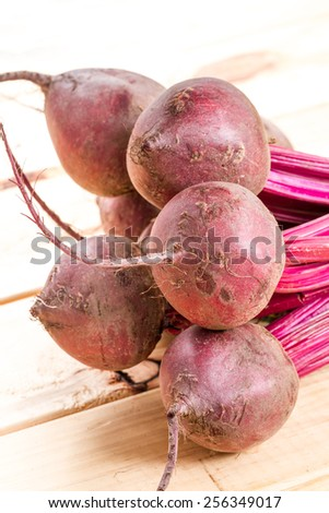 whole beetroots