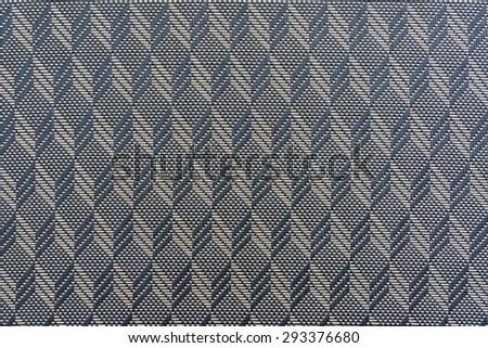Wicker Rattan texture background - stock photo