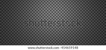 Wide background with grey and black carbon structure