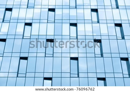 wide pane of textured real estate, business background