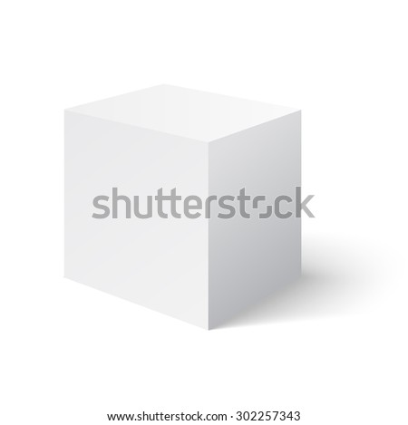 Wight 3D cube