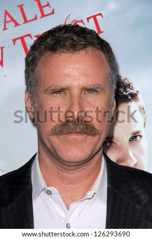 "Will Ferrell at the ""Hansel & Gretel Witch Hunters"" Los Angeles Premiere, Chinese Theater, Hollywood, CA 01-24-13 - stock photo"