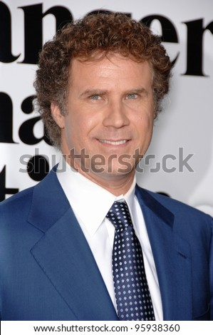 "WILL FERRELL at the Los Angeles premiere of his new movie ""Stranger than Fiction"". October 30, 2006  Los Angeles, CA Picture: Paul Smith / Featureflash - stock photo"