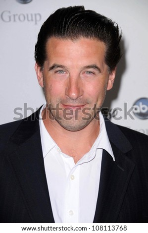 """William Baldwin  at Disney and ABC's """"TCA All Star Party"""". Beverly Hilton Hotel, Beverly Hills, CA. 07-17-08 - stock photo"""