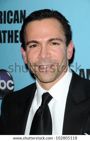 William Dorfman at the 24th Annual American Cinematheque Award Ceremony Honoring Matt Damon, Beverly Hilton hotel, Beverly Hills, CA. 03-27-10 - stock photo