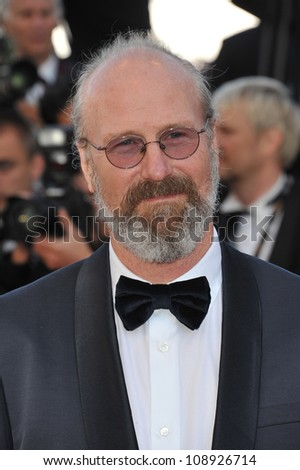 "William Hurt at the gala screening of ""Killing Them Softly"" in competition at the 65th Festival de Cannes. May 22, 2012  Cannes, France Picture: Paul Smith / Featureflash - stock photo"