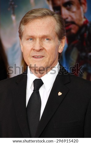 "William Sadler at the Los Angeles premiere of ""Iron Man 3"" held at the El Capitan Theater in Los Angeles, United States, 240413."