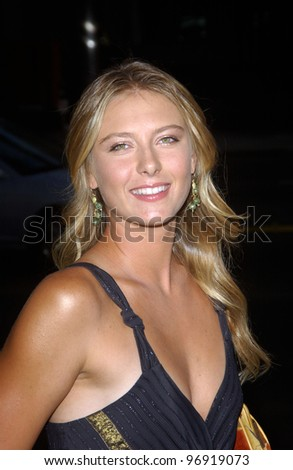 maria sharapova marketing a champion Maria sharapova: marketing a champion (a) case study solution, maria sharapova: marketing a champion (a) case study analysis, subjects covered advertising campaigns.