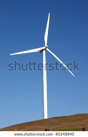 Wind Energy Technology.