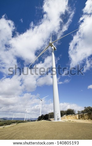wind energy turbines