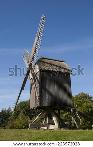 Wind mill ancient