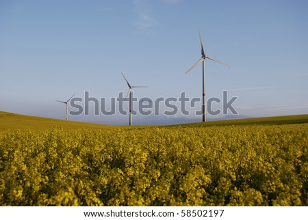 Wind power