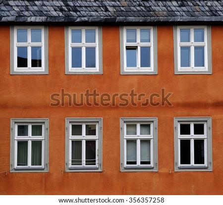 window 1 - stock photo