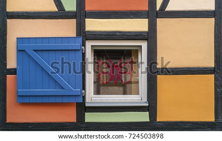 house window detail half timbered houses stock images royalty free images vectors