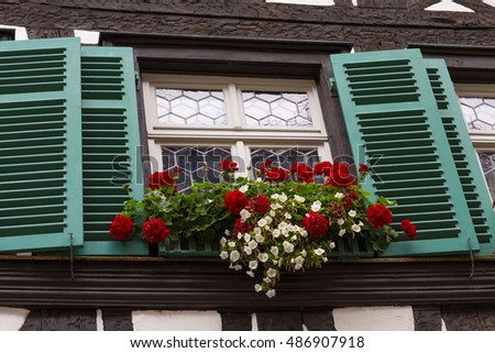 Window Shutters Stock Images Royalty Free Images