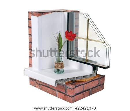 window systems of houses
