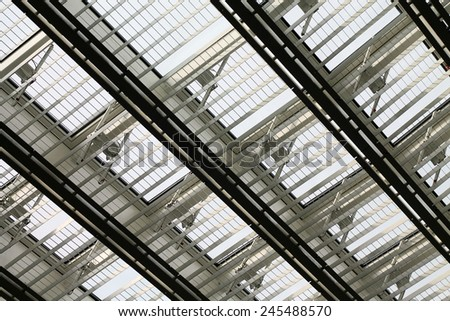 Windows  - stock photo
