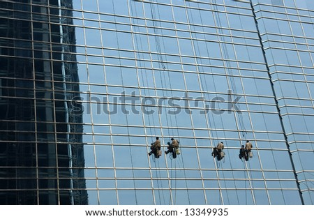 Windows washers