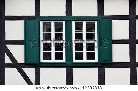 German Window Shutters Windows With Shutters of Old