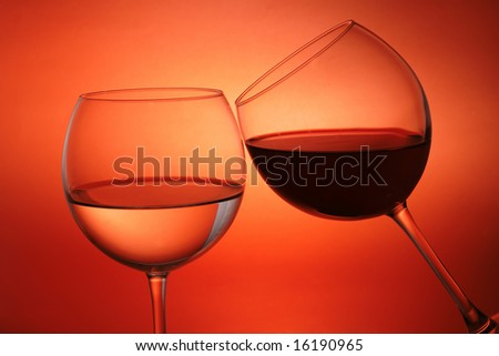 Wine and cups