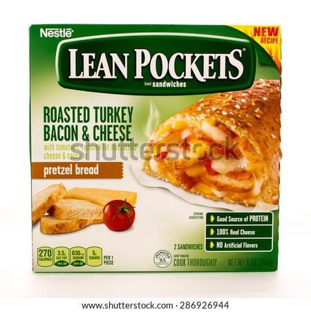 Lean Pockets Logo Stock Photos, Royalty-...
