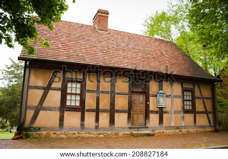 Old Salem Stock Images Royalty Free Images Vectors Shutterstock