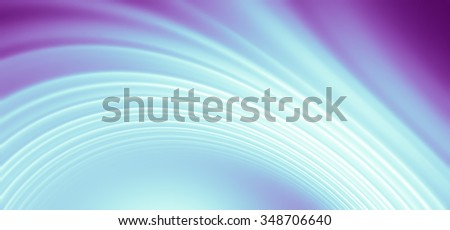 Winter abstract background in blue and lilac tones, reminiscent feeling of coolness - stock photo
