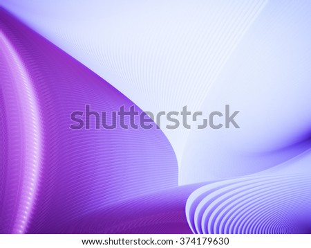 Winter charming abstract background.  Had to use the actual colors of the season - cyan,   lilac - stock photo