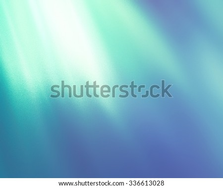 Winter charming abstract background. The texture is similar to the northern lights. The shades of color moving smoothly, creating waves and reflections. - stock photo