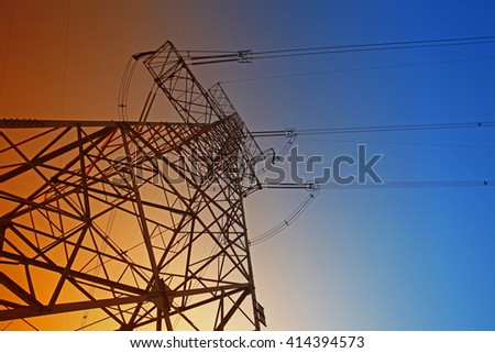 Electric Tower Stock Images, Royalty-Free Images & Vectors ...