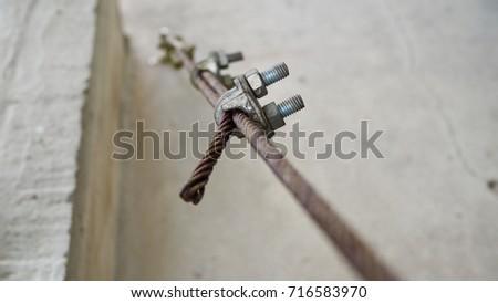 Bridge Steel Wire Stock Images, Royalty-Free Images & Vectors ...