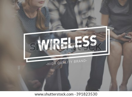 Wireless Spot Wifi Connection Internet Network Concept