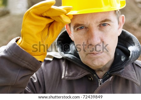 Wise construction - stock photo
