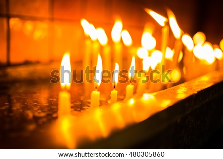 wish to keep the candle burning